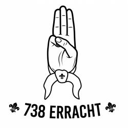 738 Erracht
